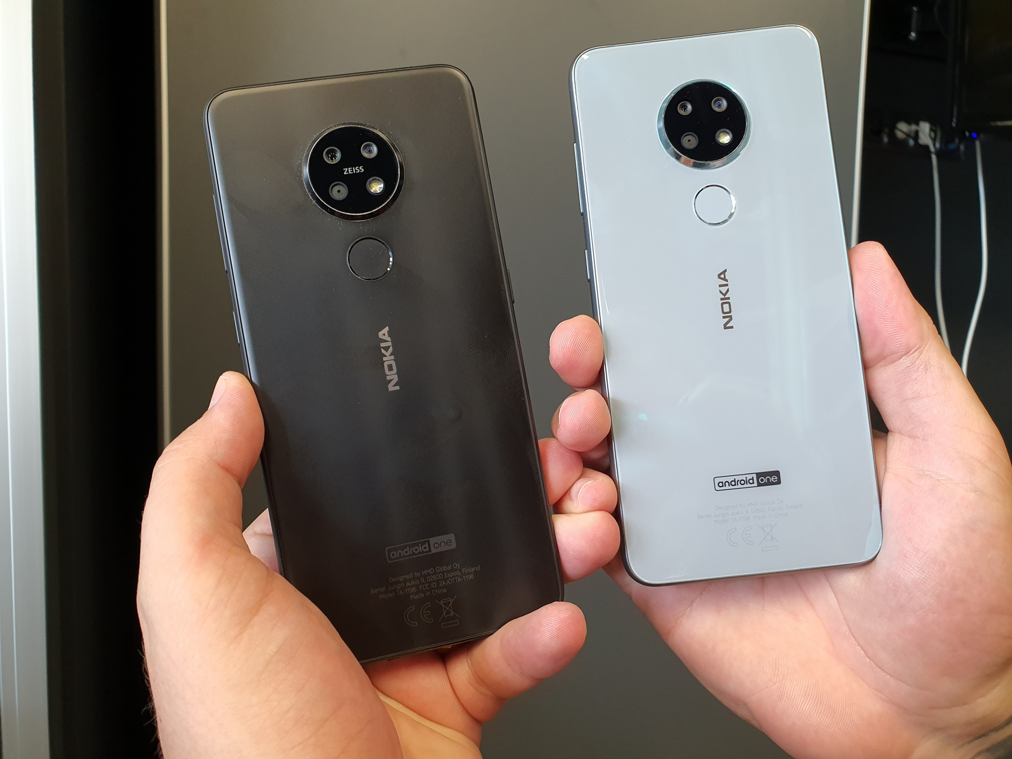 Nokia 7.2 i Nokia 6.2