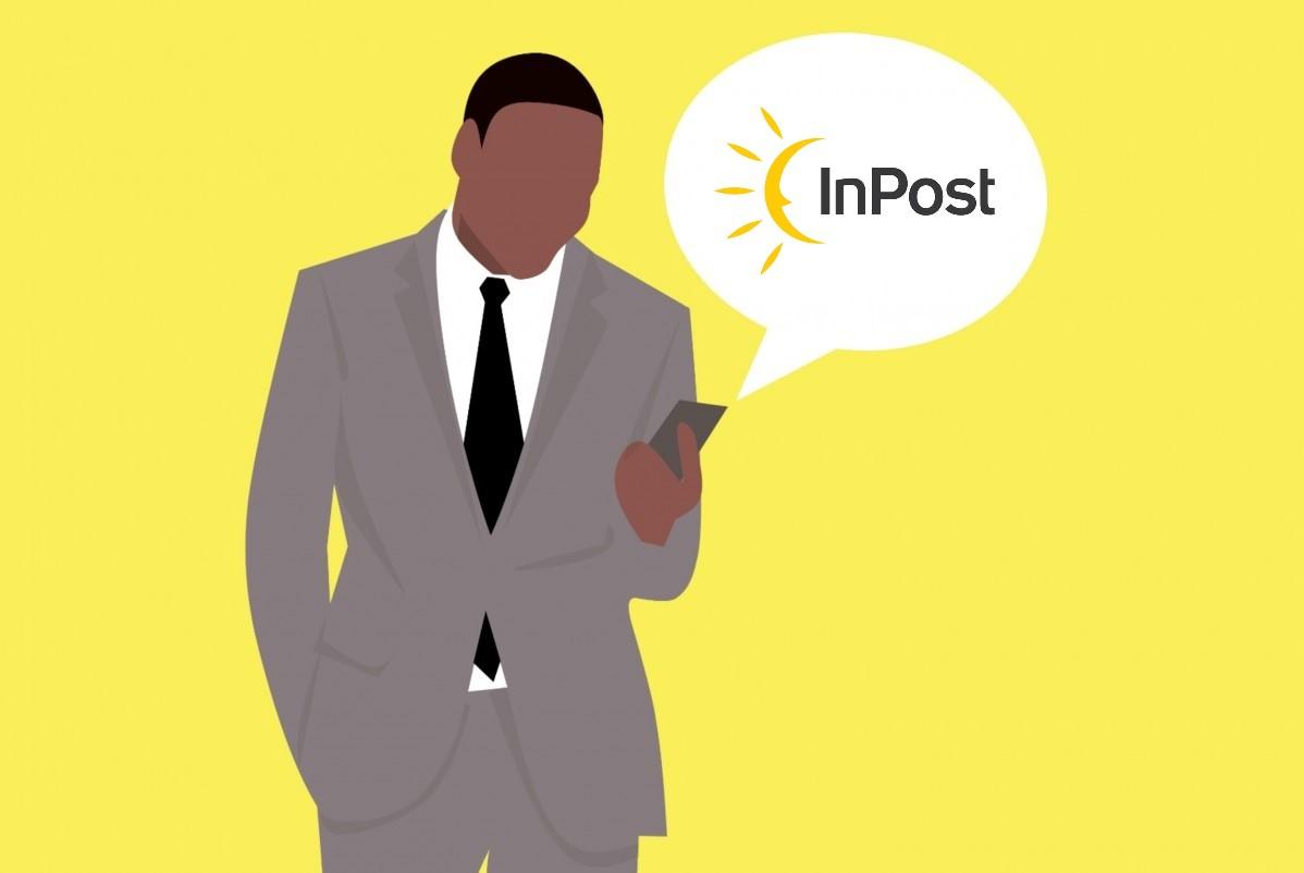 Przesyłkę w Paczkomacie InPostu odbierzesz bez dotykania ekranu, za pomocą smartfona