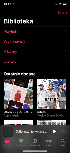 iOS 13 - wrażenia po przejściu na ciemną stronęmocy 27