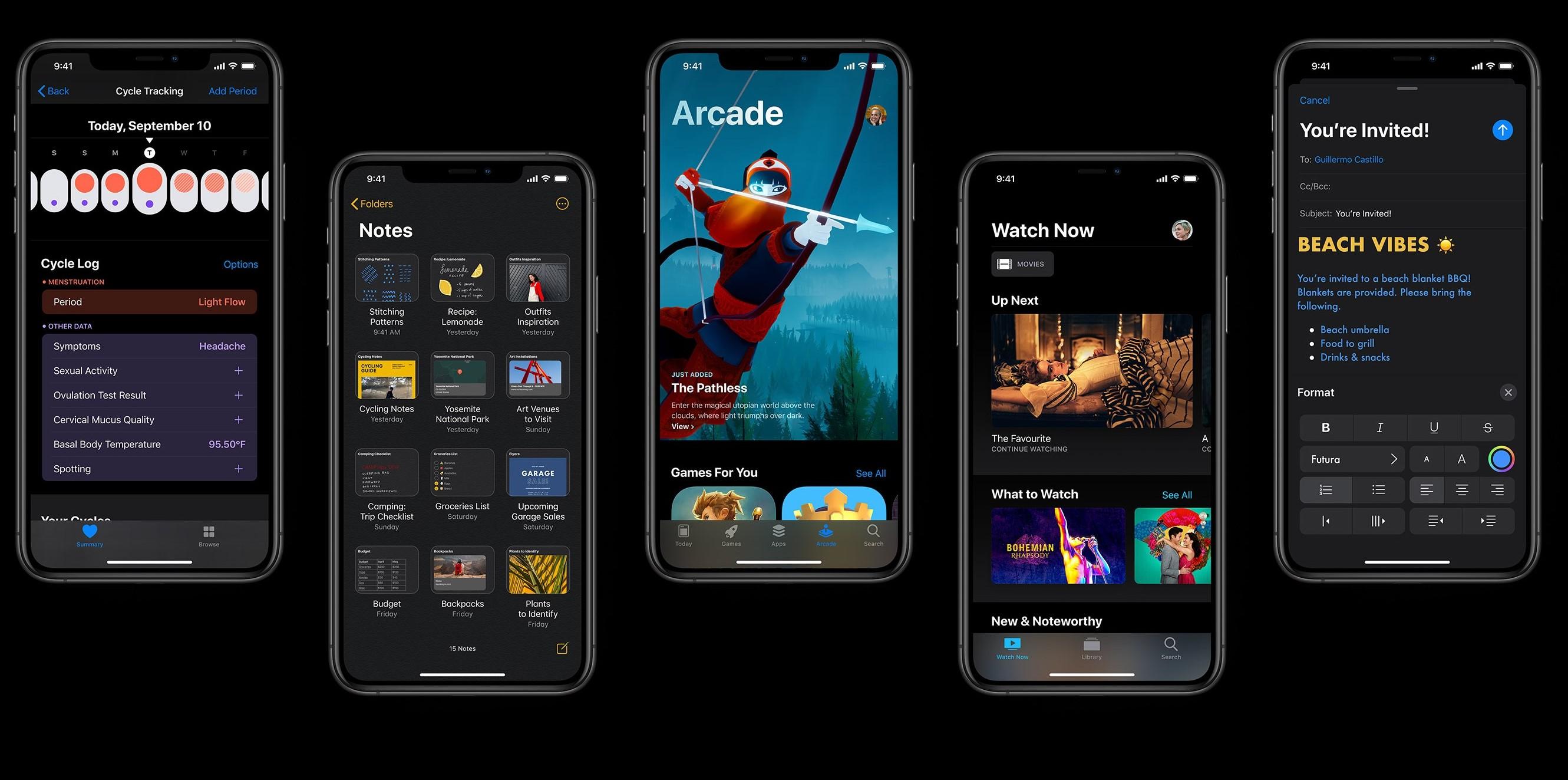 Szybko poszło. Po trzech dniach od poprzedniej aktualizacji, Apple wydaje iOS 13.1.1 27