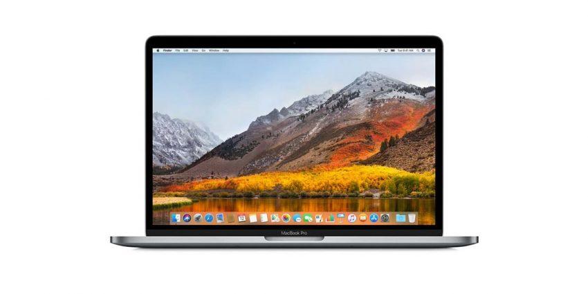 "laptop Apple MacBook Pro 13,3"" 2017"