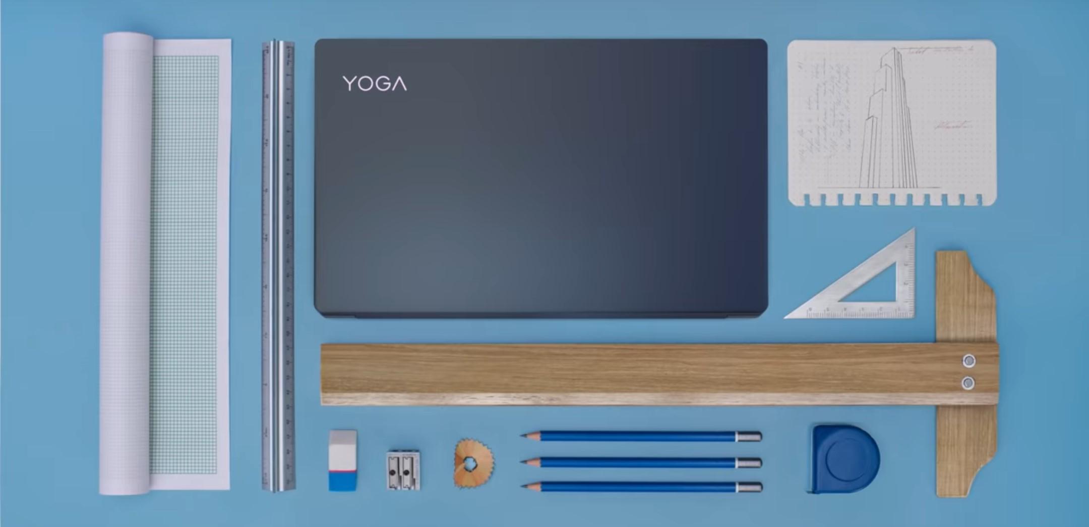 Coś więcej niż komputery - słowo o serii Lenovo YOGA