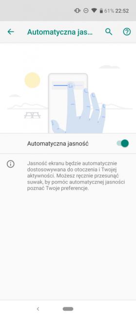 Motorola One Action - recenzja smartfona, który potrafi nagrywać pionowo poziome wideo 24