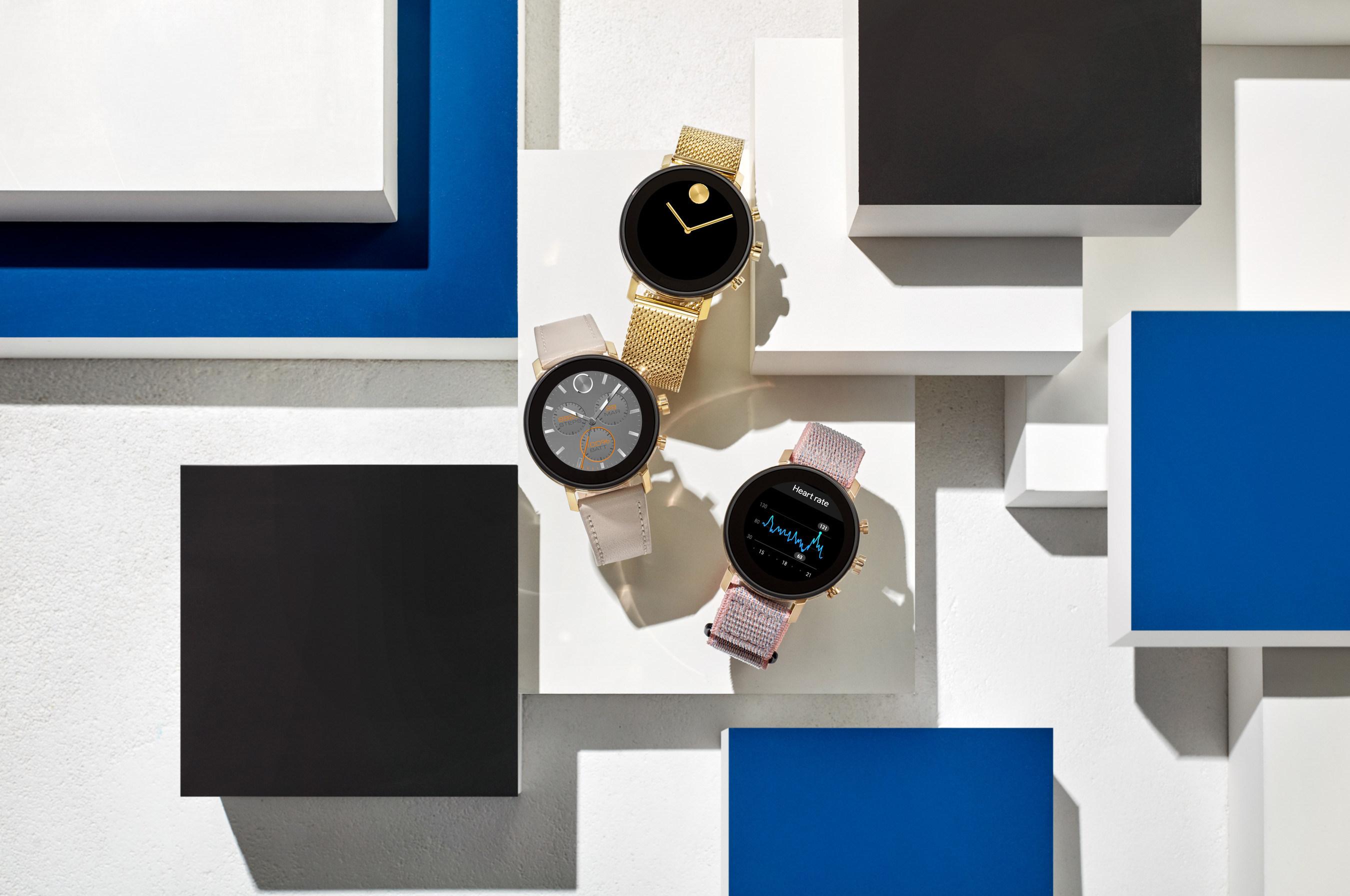 Poznajcie Movado Connect 2.0 - przepiękny zegarek z Wear OS