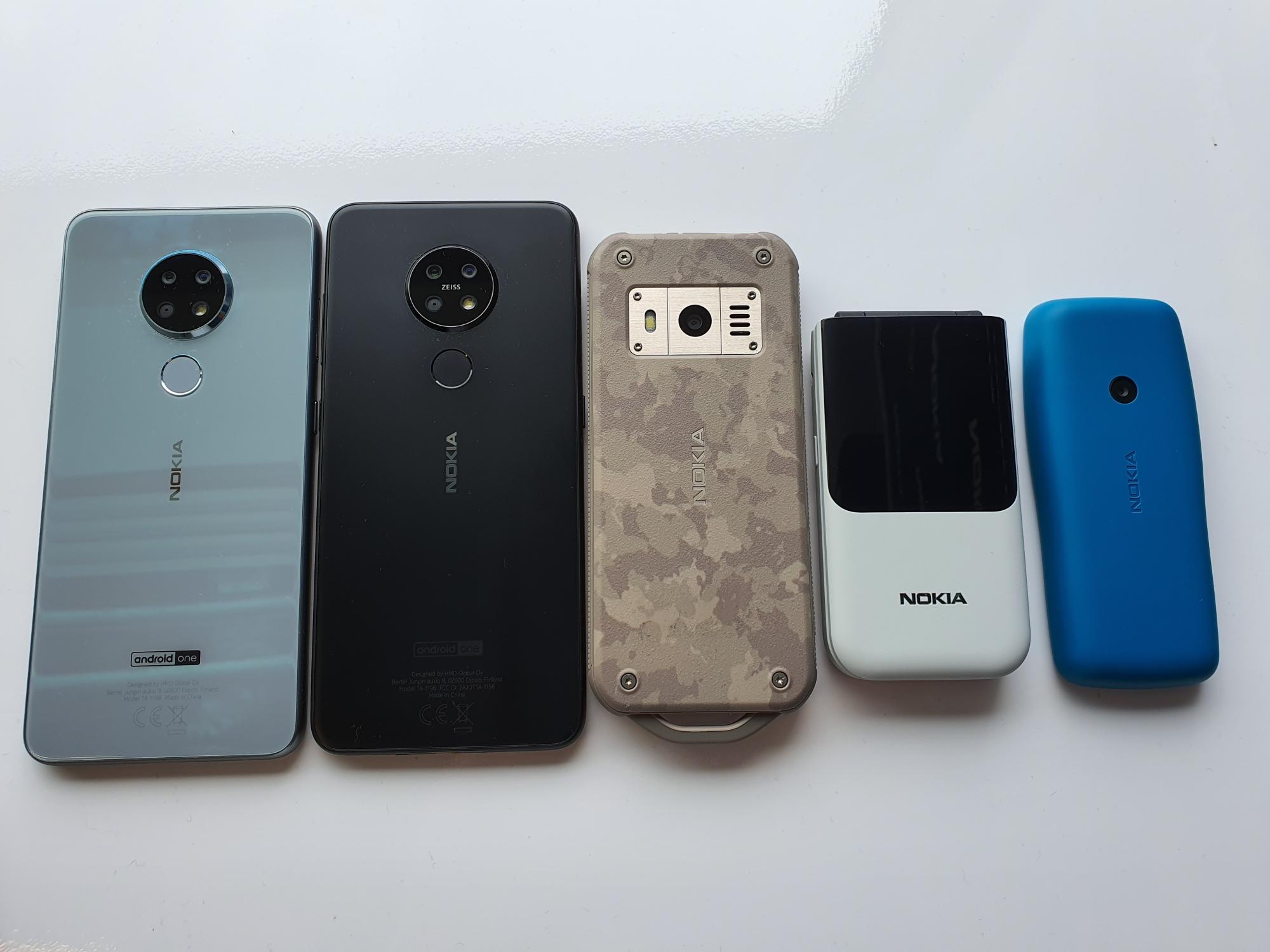 Festiwal nowości Nokii: słuchawki, dwa smartfony i trzy telefony 23