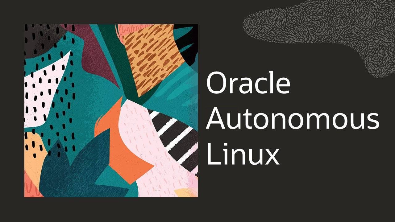 Pierwszy na świecie samodzielny system operacyjny: Oracle Autonomus Linux 26