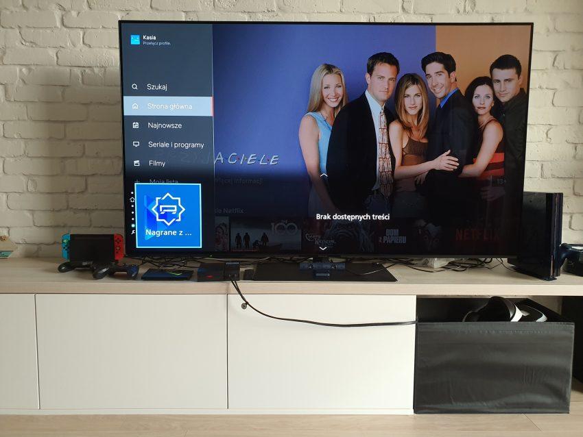 Panasonic GZ950 - moje pierwsze spotkanie z flagowym telewizorem tej marki