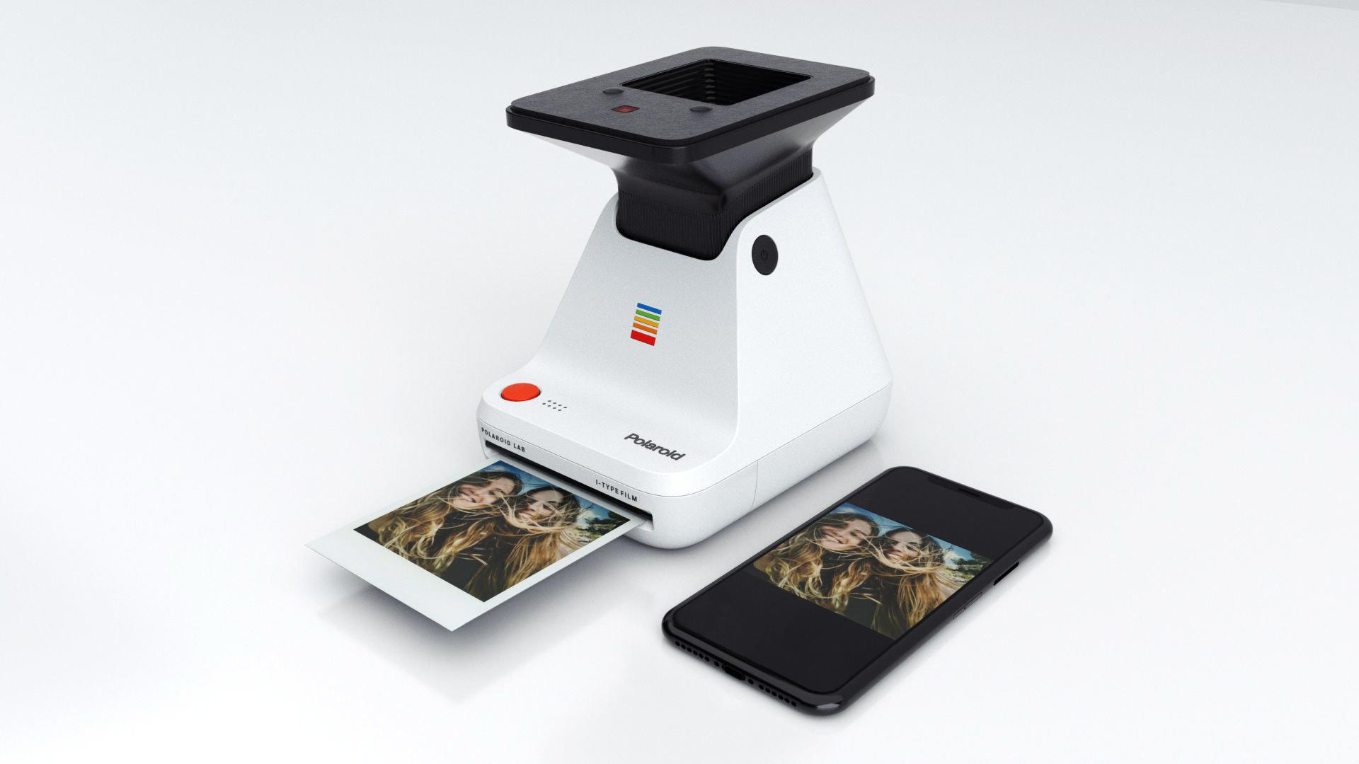 Polaroid Lab to nie drukarka do zdjęć, to niemalże przenośna ciemnia fotograficzna