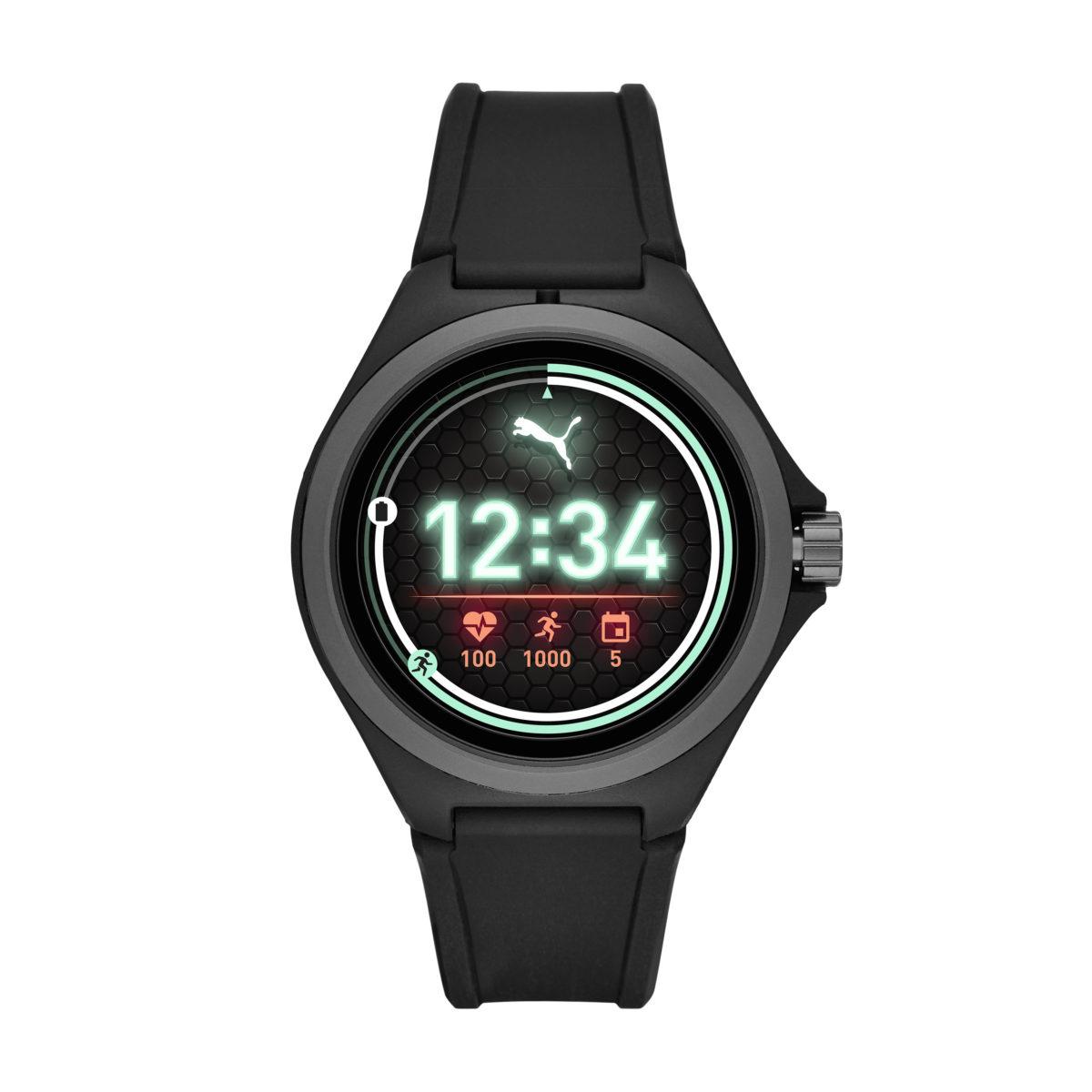 Pierwszy smartwatch Pumy ma Wear OS, przeciętną specyfikację i pojawił się za późno 21