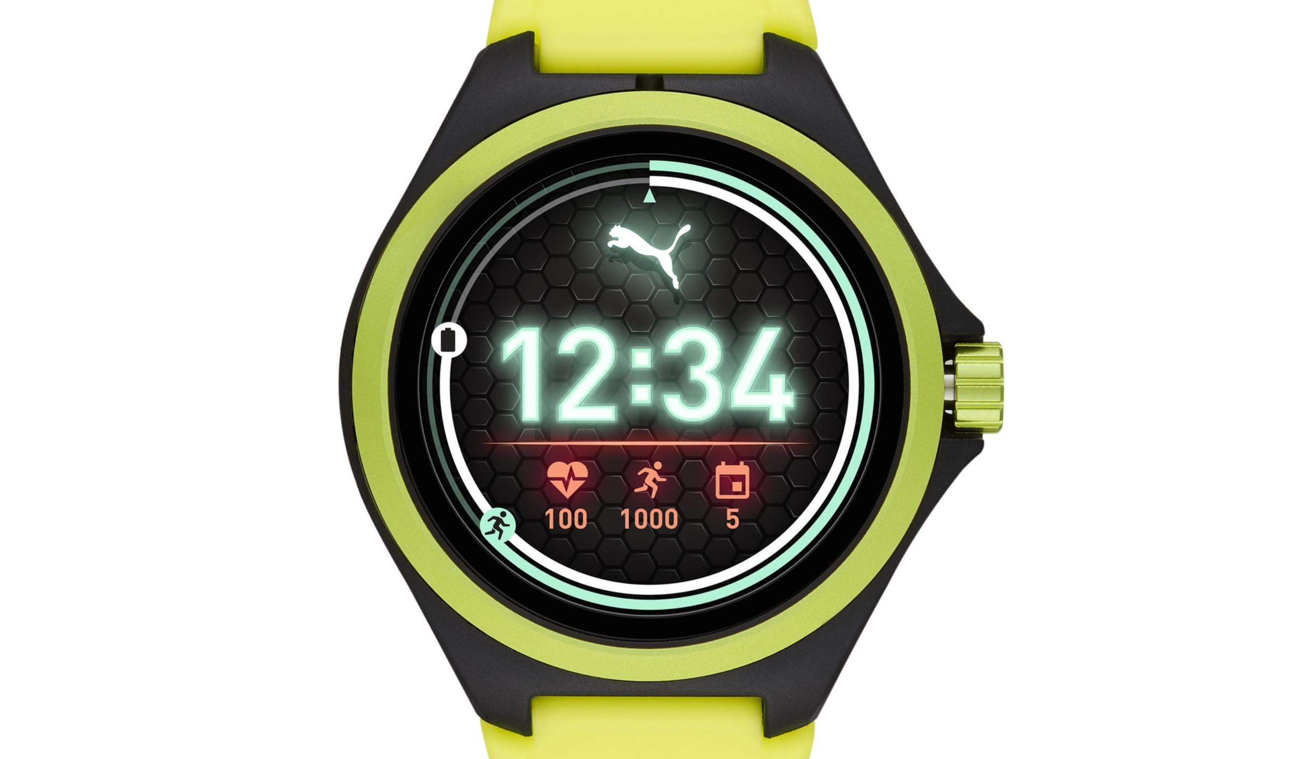 Pierwszy smartwatch Pumy ma Wear OS, przeciętną specyfikację i pojawił się za późno 20