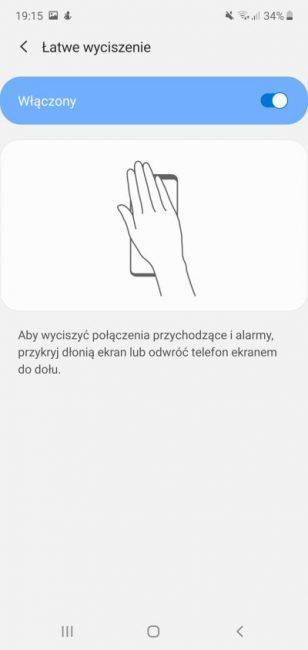 Recenzja Samsunga Galaxy Note 10. Mniejszy Note to strzał w dziesiątkę 70