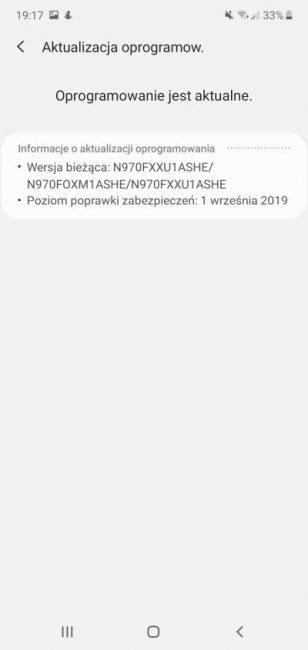 Recenzja Samsunga Galaxy Note 10. Mniejszy Note to strzał w dziesiątkę 79