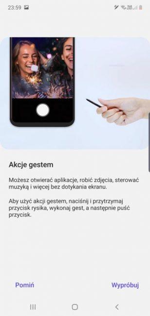 Recenzja Samsunga Galaxy Note 10. Mniejszy Note to strzał w dziesiątkę 90