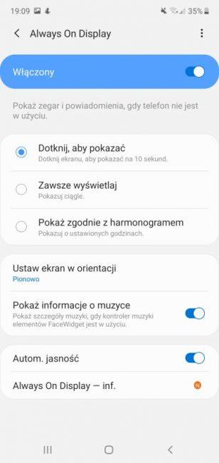 Recenzja Samsunga Galaxy Note 10. Mniejszy Note to strzał w dziesiątkę 36