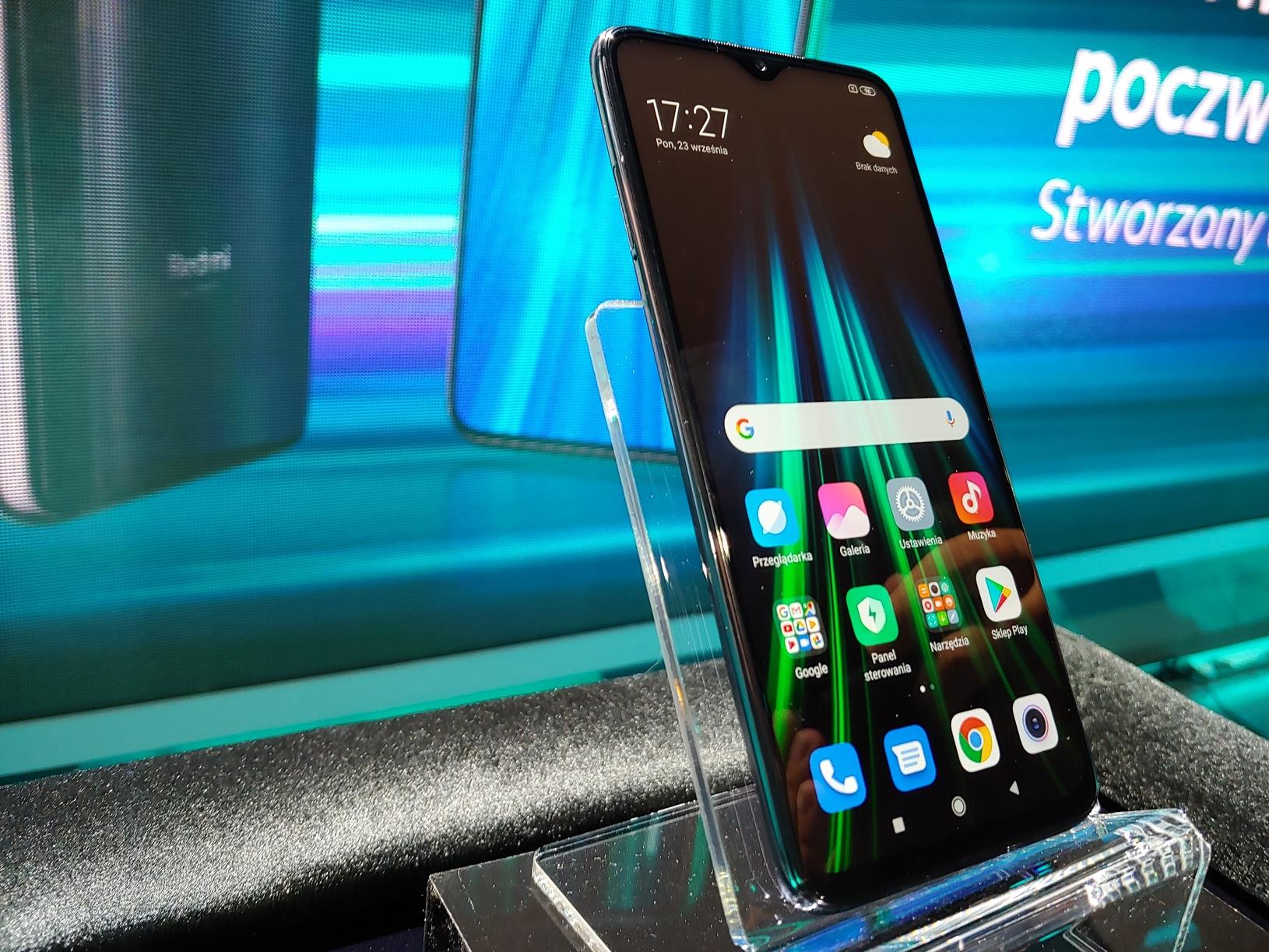 Polskie ceny Redmi Note 8 Pro - nie dziwię się, że co generacja, to hit