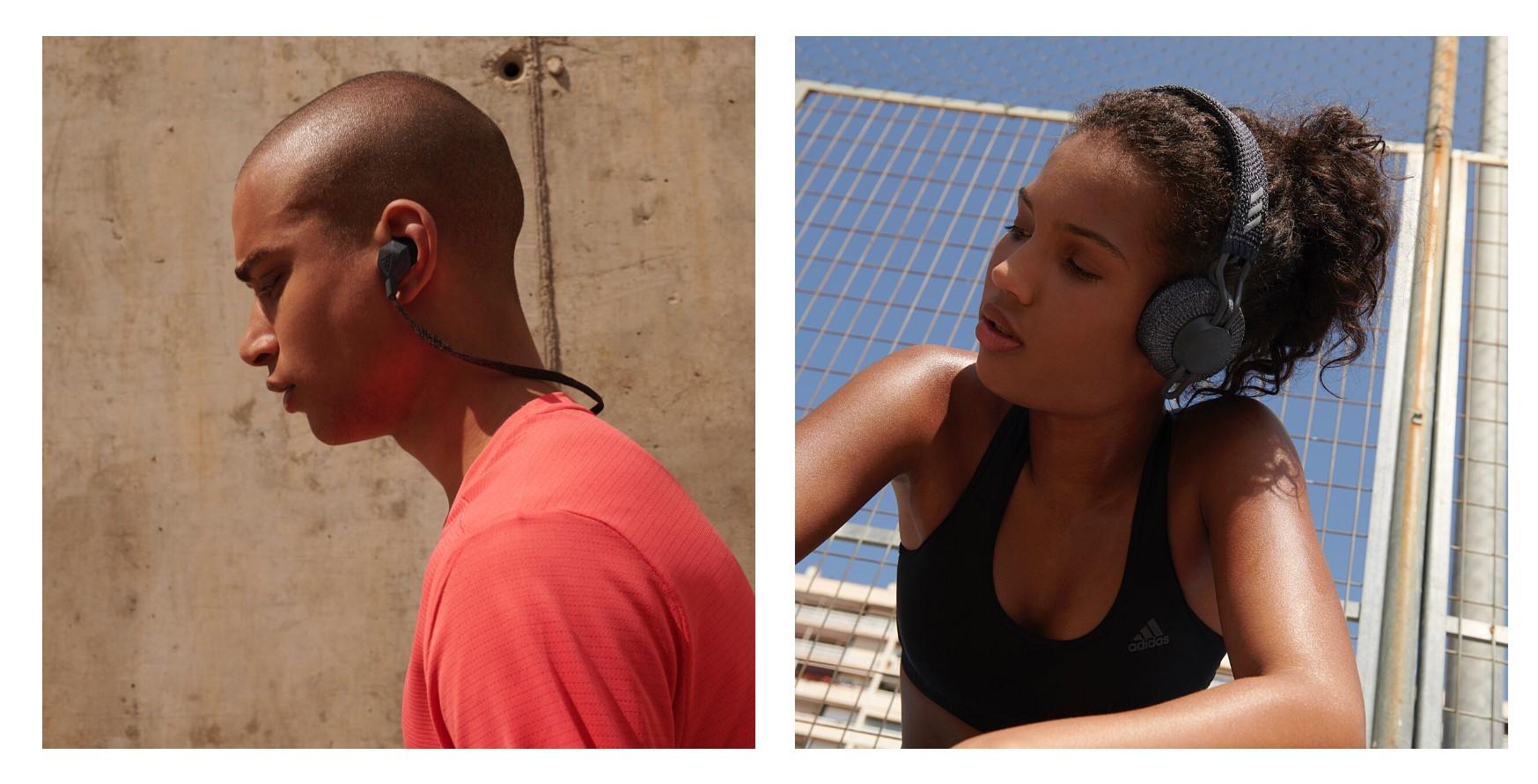 Słuchawki Adidasa - must have dla aktywnych melomanów