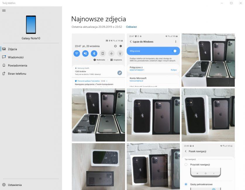 Recenzja Samsunga Galaxy Note 10. Mniejszy Note to strzał w dziesiątkę 59