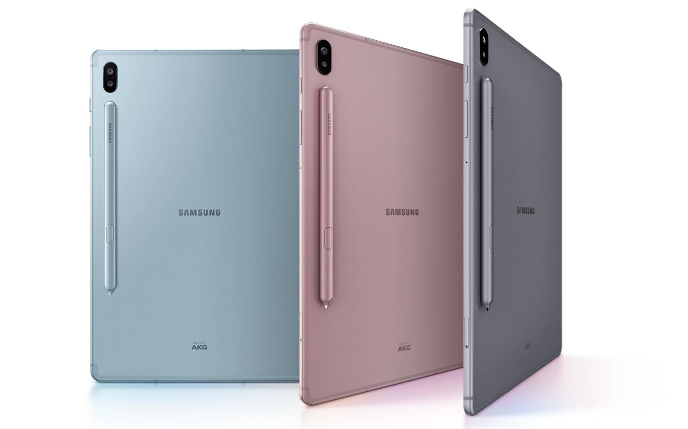 Chyba nas coś ominęło: można już kupować Samsunga Galaxy Tab S6 w Polsce 24