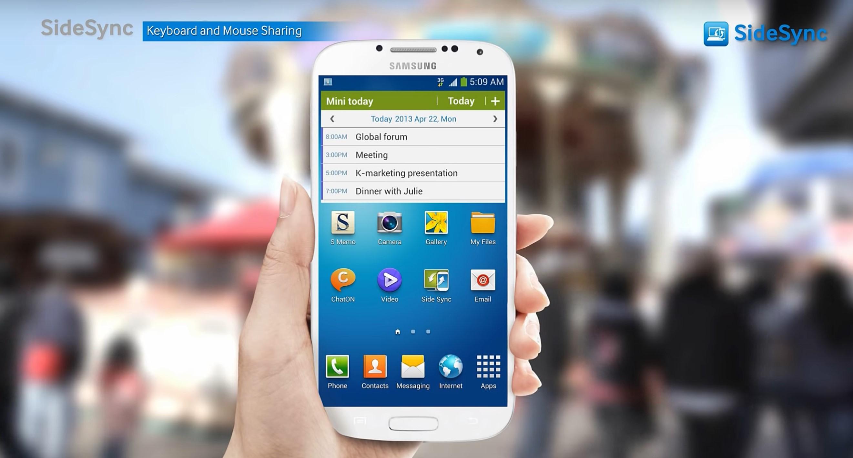 Samsung pozbywa się staroci: aplikacja SideSync przestanie działać w przyszłym miesiącu