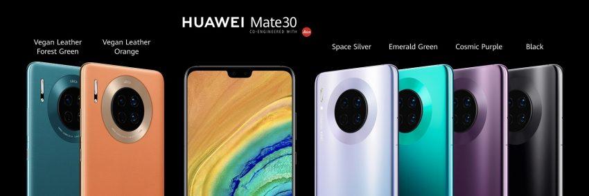 smartfon Huawei Mate 30