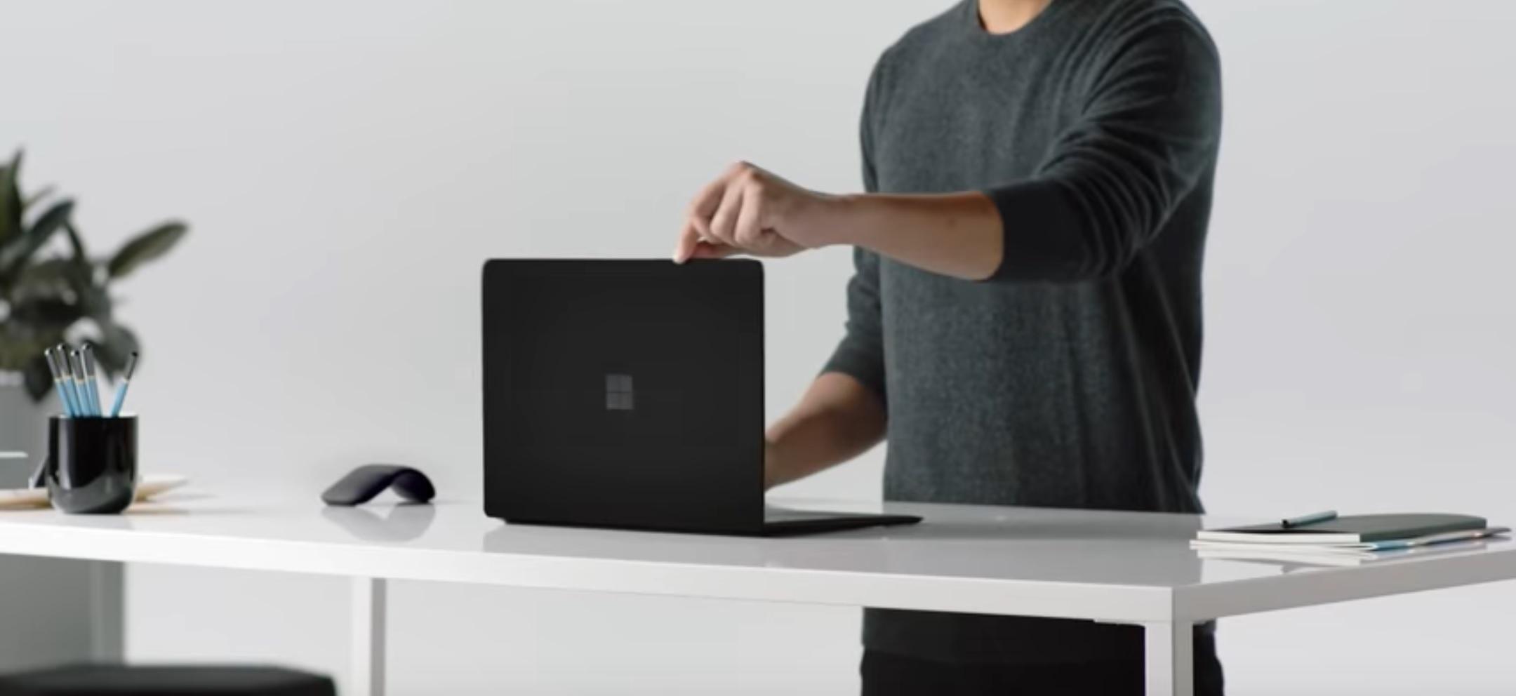 Microsoft chce wepchnąć laptopa w lukę między Surface Go a Surface Pro