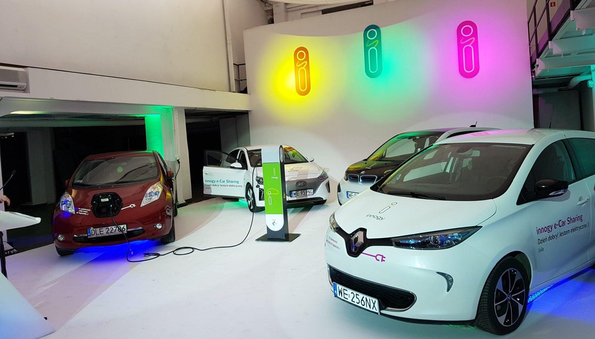 Fajnie: Sami wybierzemy dźwięk do naszego elektrycznego samochodu