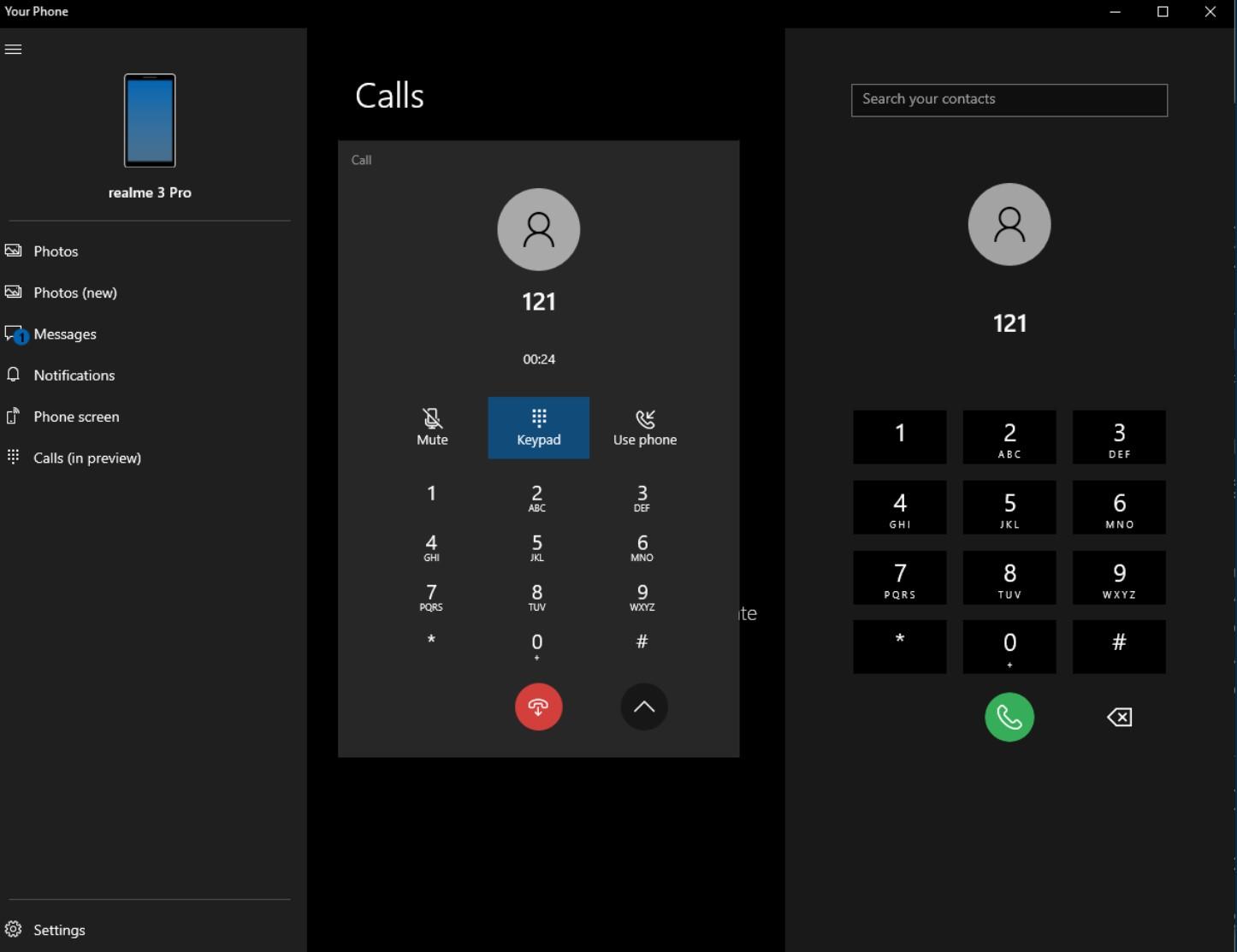 Aplikacja Twój telefon wkrótce z obsługą rozmów telefonicznych na PC z Windows 10