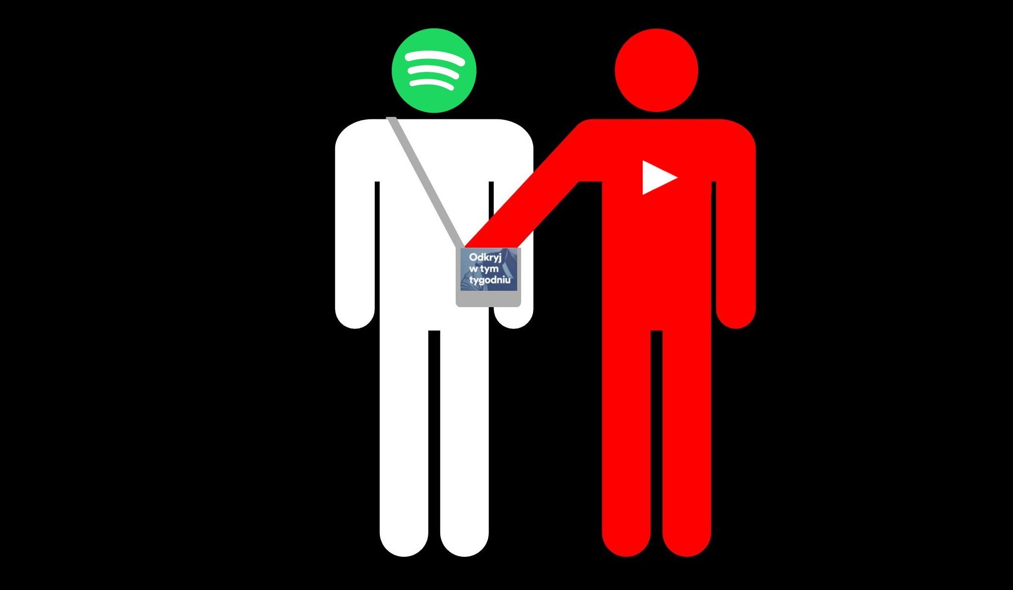 YouTube Music kradnie pomysł na odkrywanie muzyki od Spotify 30