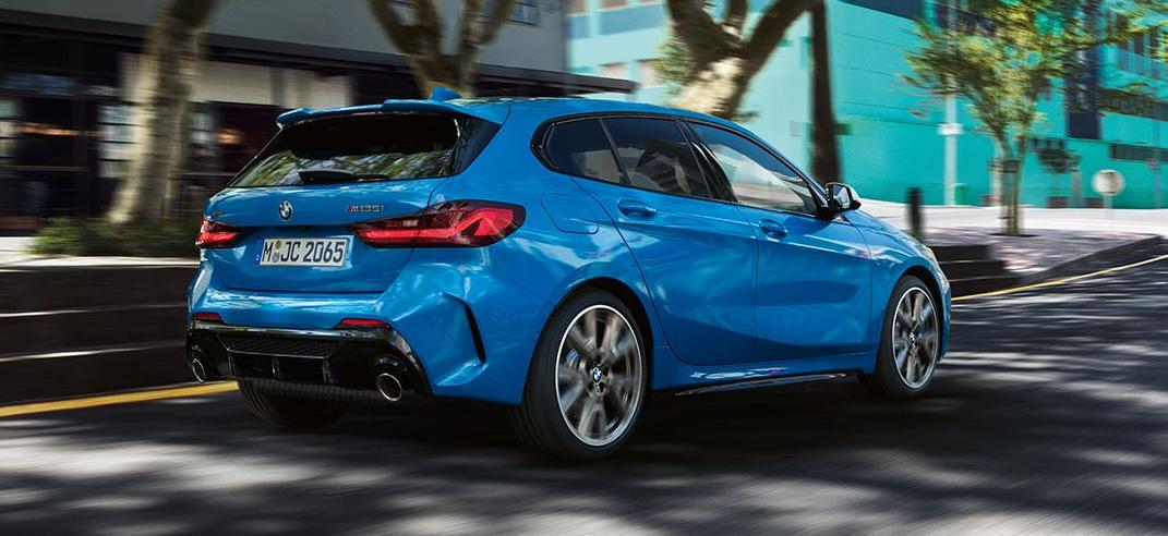 """Powstanie elektryczne BMW na bazie modelu """"1"""" 19"""