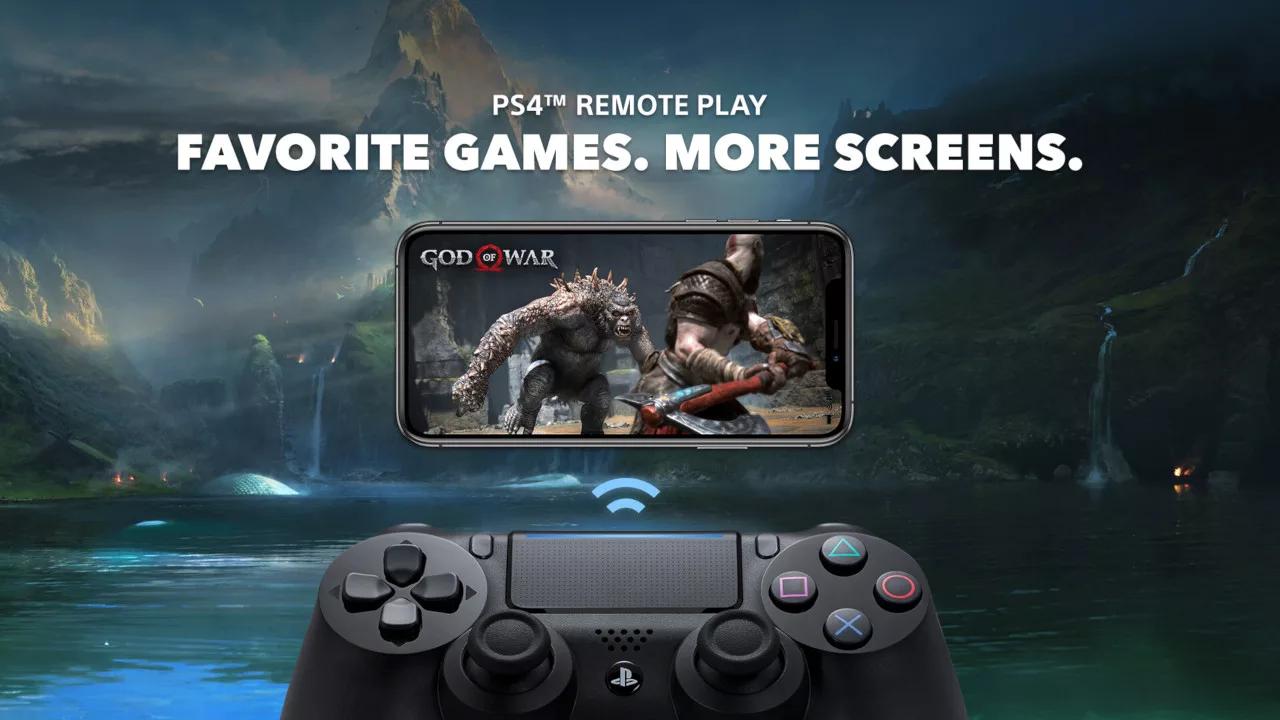 Remote Play nie tylko na Xperii i inne nowości w aktualizacji PlayStation 4