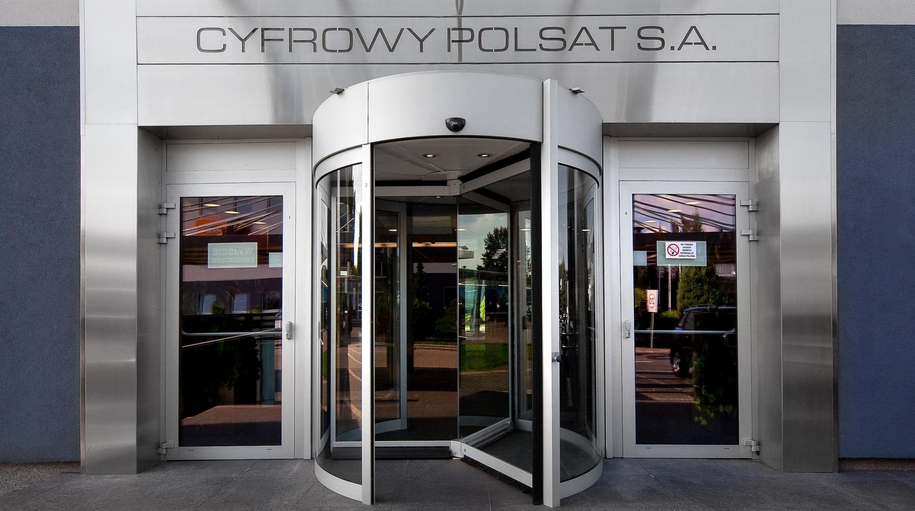 Siedziba główna Cyfrowego Polsatu