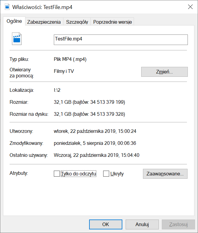 SSD Apacer AS2280P2 Pro - gdyby tylko nie ta cena 30 Apacer AS2280P2 Pro