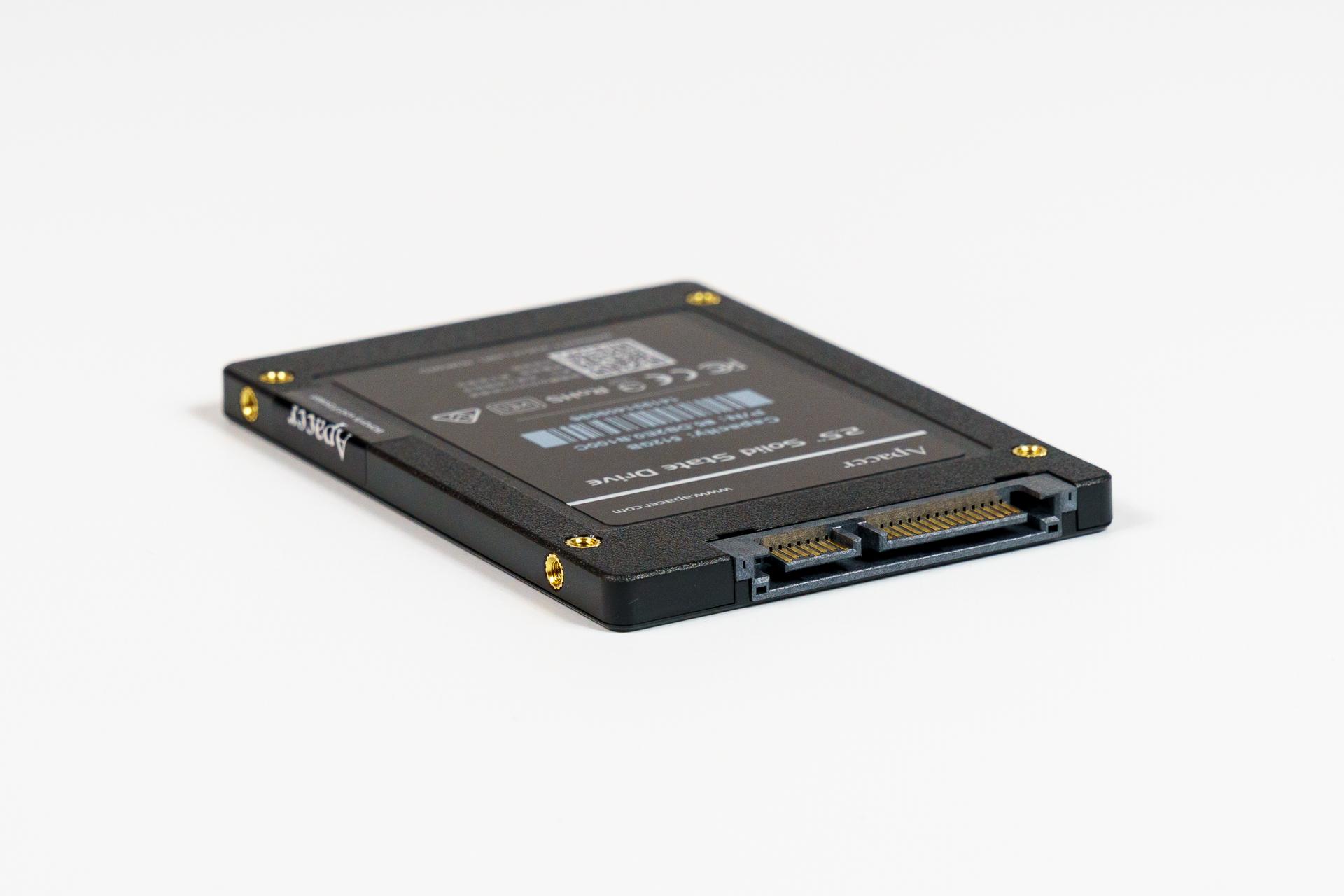 Apacer AS350 Panther - SSD dla niewymagających (test) 19