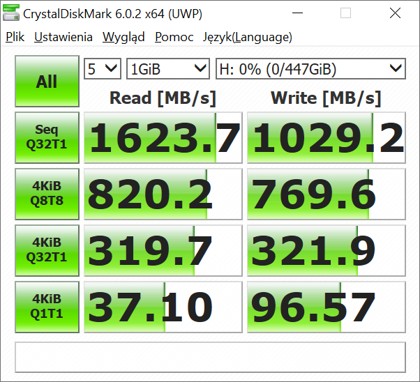 SSD Apacer AS2280P2 Pro - gdyby tylko nie ta cena 22 Apacer AS2280P2 Pro
