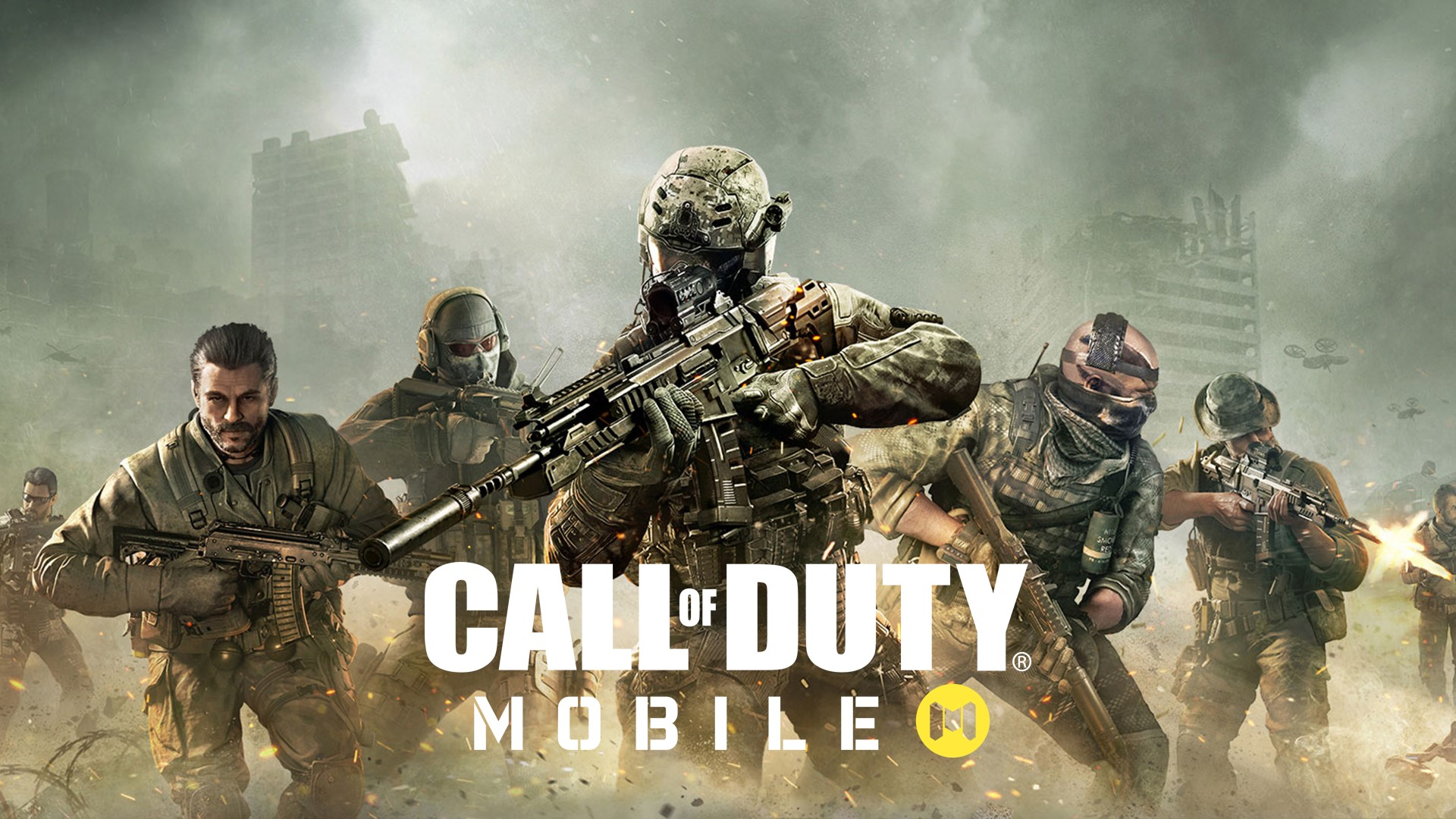 Call of Duty: Mobile to (o dziwo) nie wydmuszka 1