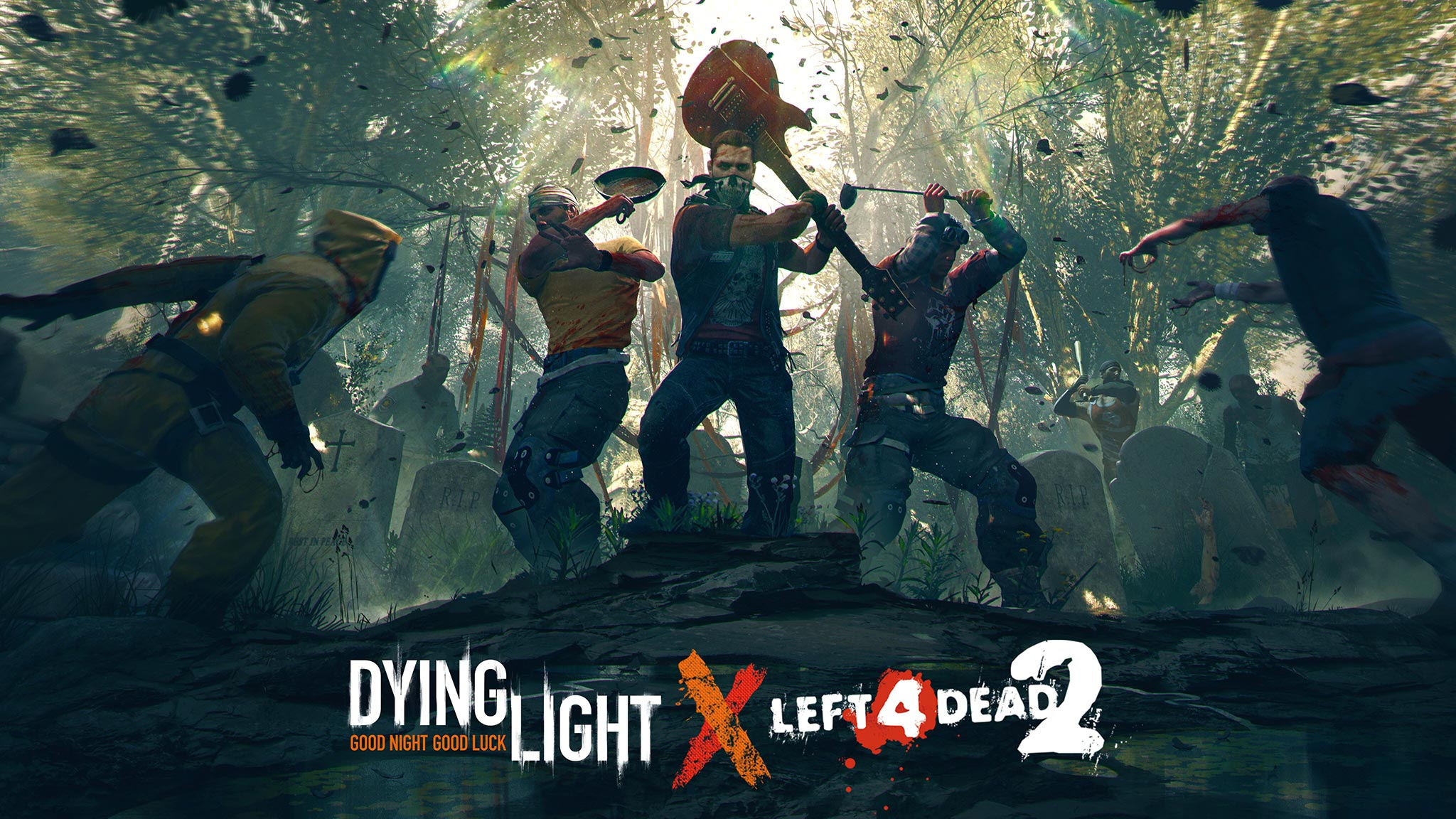 Dying Light i Left 4 Dead 2 - co wyjdzie z takiego połączenia?