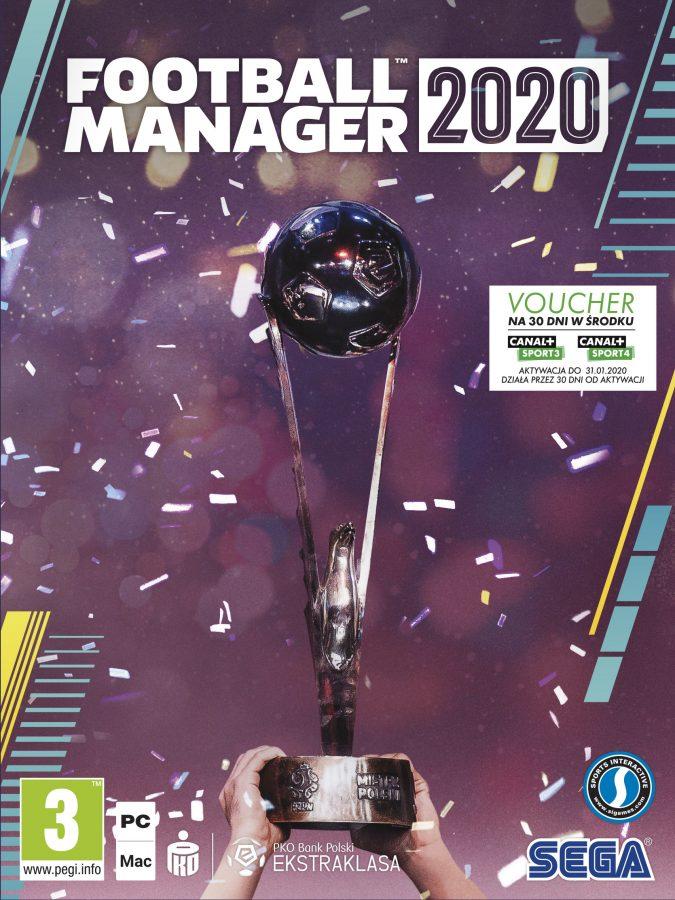 Football Manager 2020 będzie miał edycję dedykowaną polskim graczom