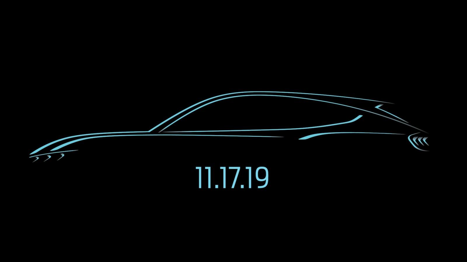Elektryczny SUV inspirowany Fordem Mustangiem już w listopadzie