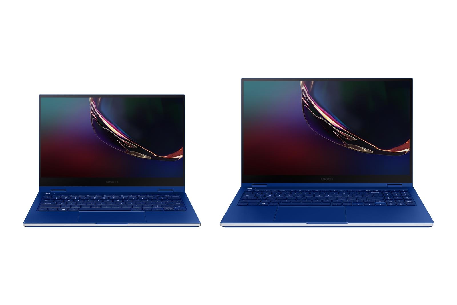 Premiery Samsunga w segmencie laptopów: Galaxy Book Flex i Galaxy Book Ion