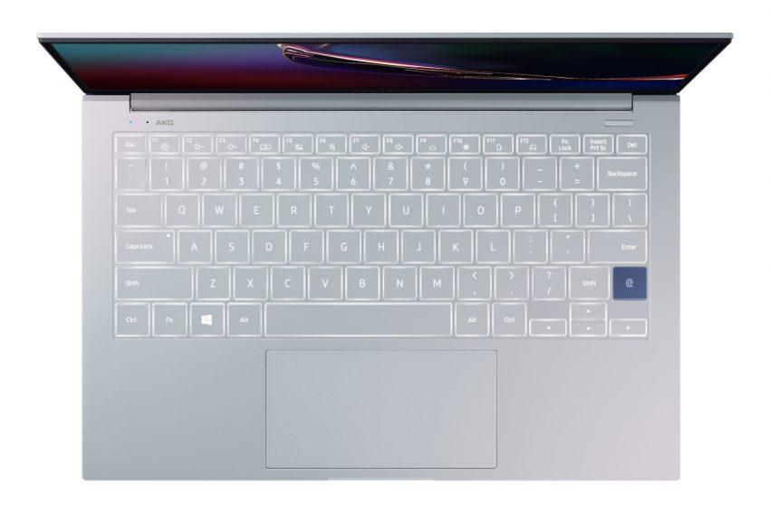 Premiery Samsunga w segmencie laptopów: Galaxy Book Flex i Galaxy Book Ion 20