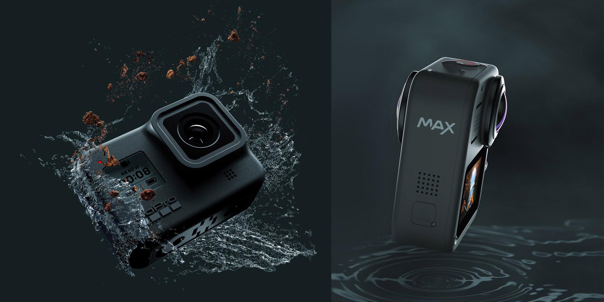 GoPro Hero 8 i GoPro MAX 360 wchodzą na rynek 18