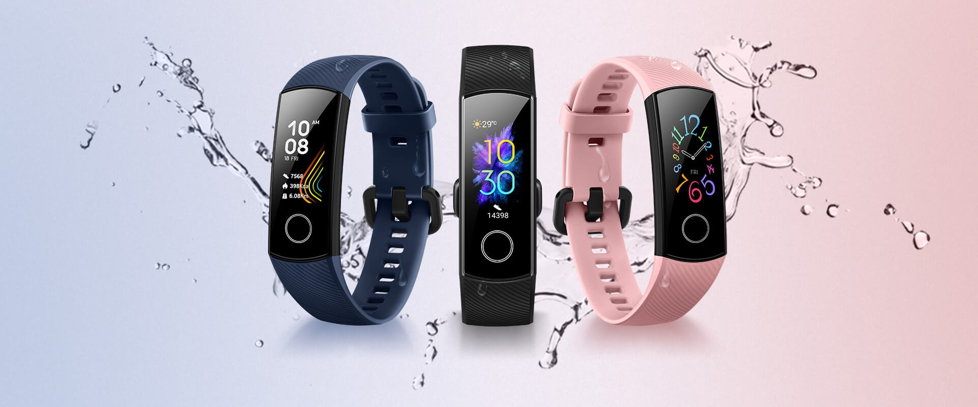 opaska sportowa fitness Honor Band 5
