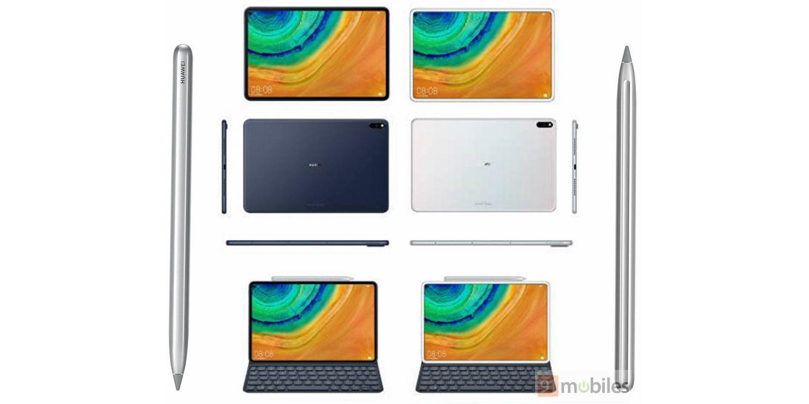 tablet Huawei MediaPad M7