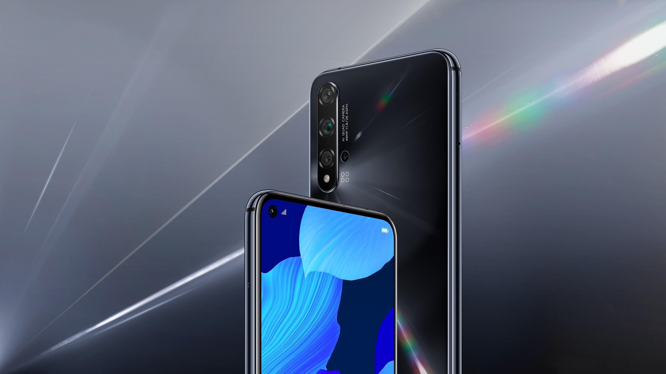 smartfon Huawei Nova 5T