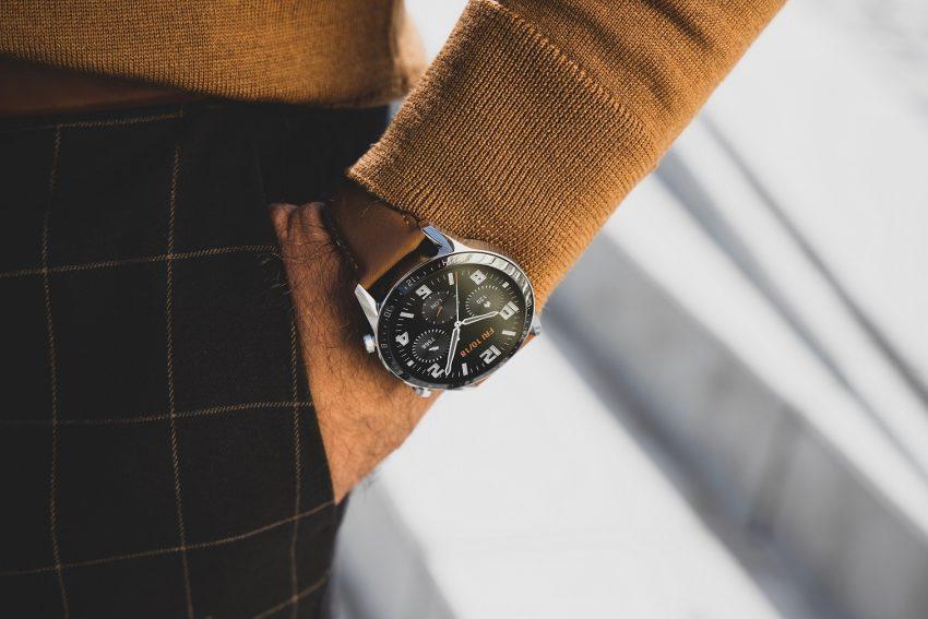 smartwatch Huawei Watch GT 2 Classic