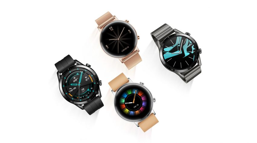 smartwatch Huawei Watch GT 2