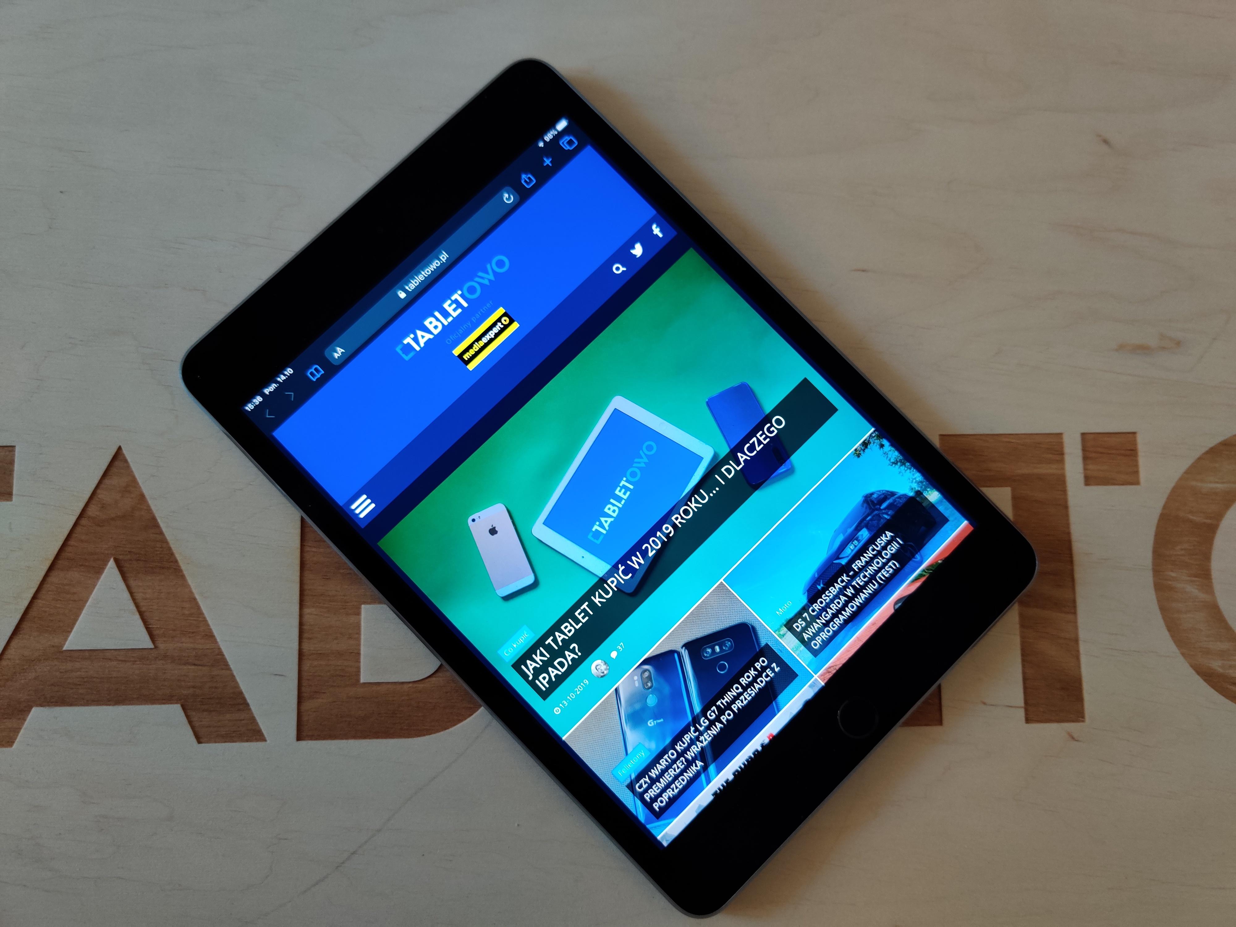iPad mini 4 z iPadOS 13 - o krok za daleko? 24