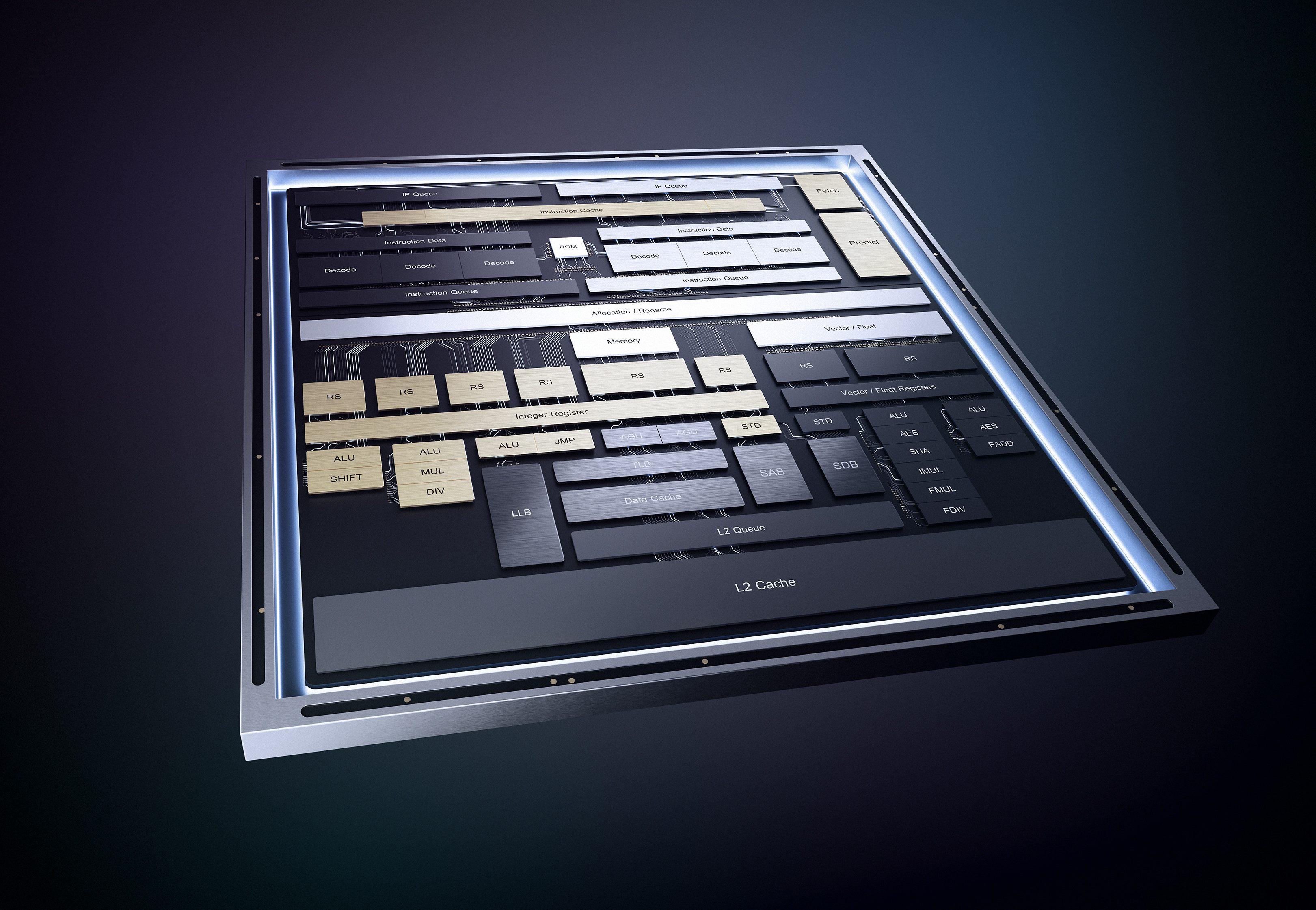 Microsoft Surface Neo królikiem doświadczalnym nowej architektury procesorów Intel Tremont