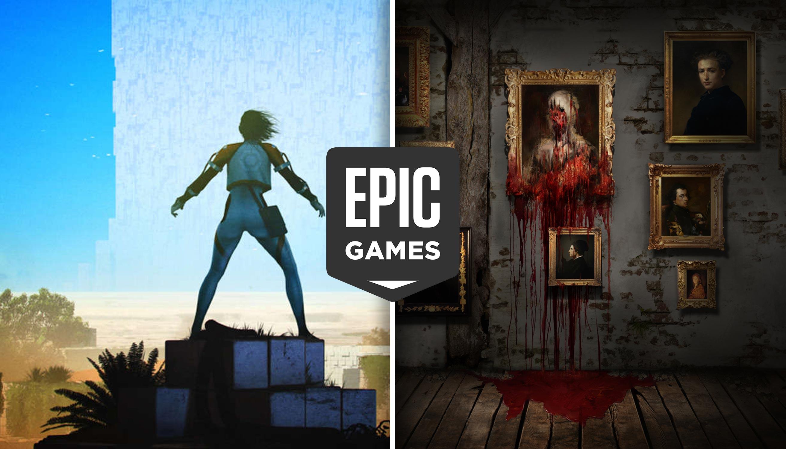 Q.U.B.E. 2 oraz polskie Layers of Fear za darmo w Epic Games Store