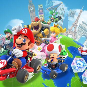 Mario Kart Tour to (o dziwo) wydmuszka 36